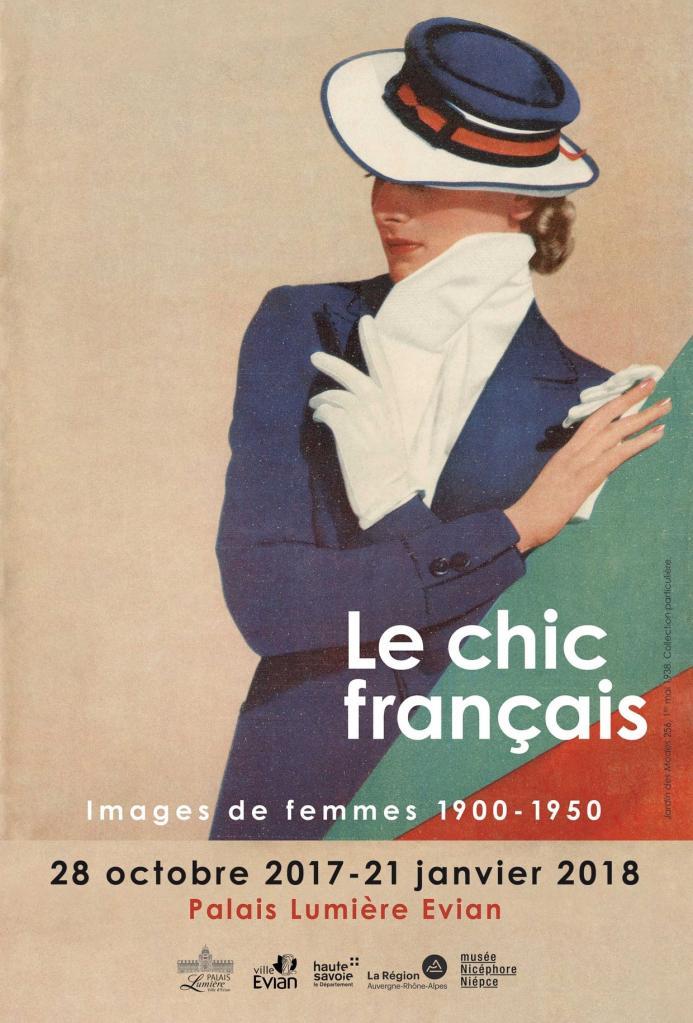 Le Chic français - Images de femmes 1900-1950