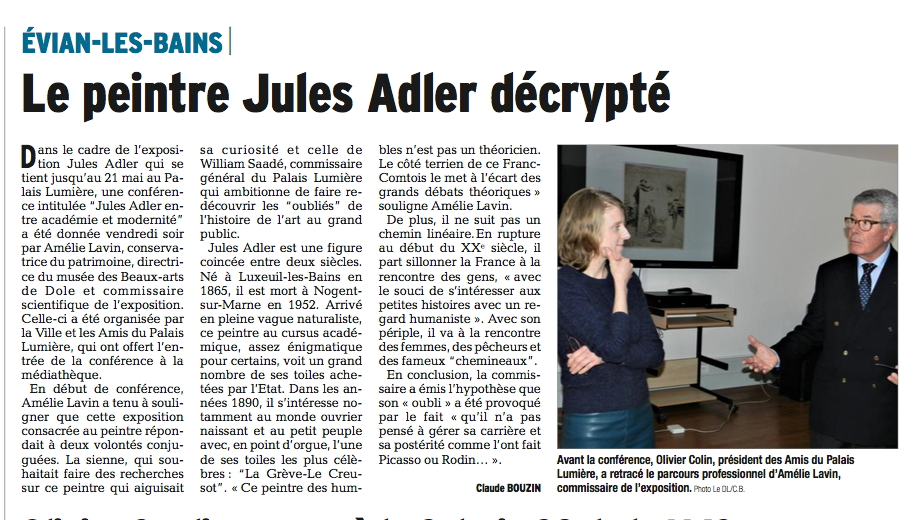 Articledauphine 2avril2018