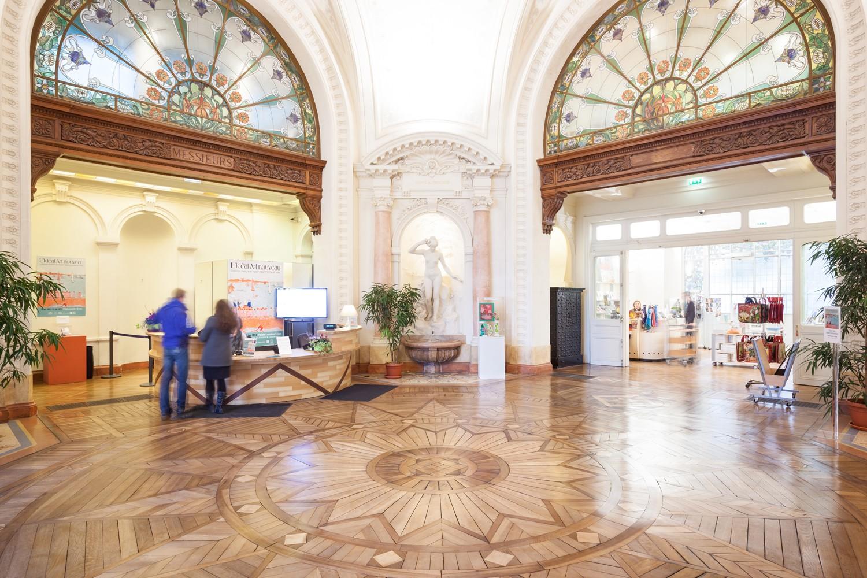 Librairie du Palais Lumière