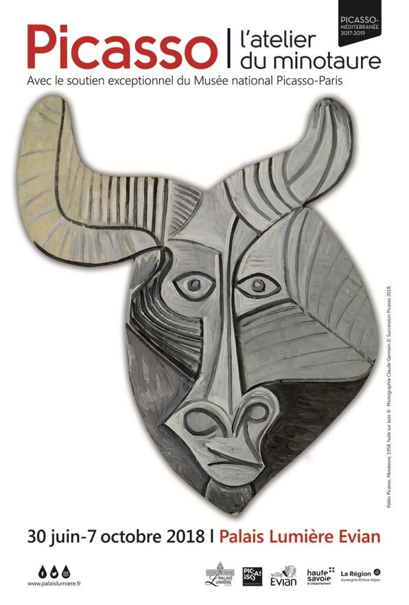 Picasso - L'atelier du Minotaure