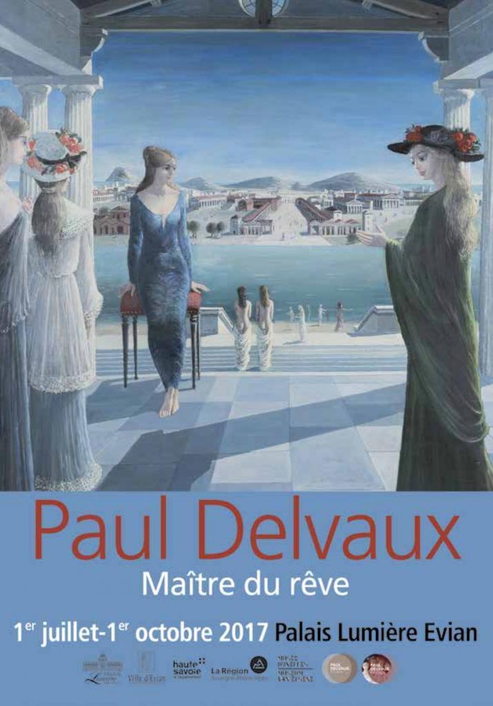 Paul Delvaux, maître du rêve