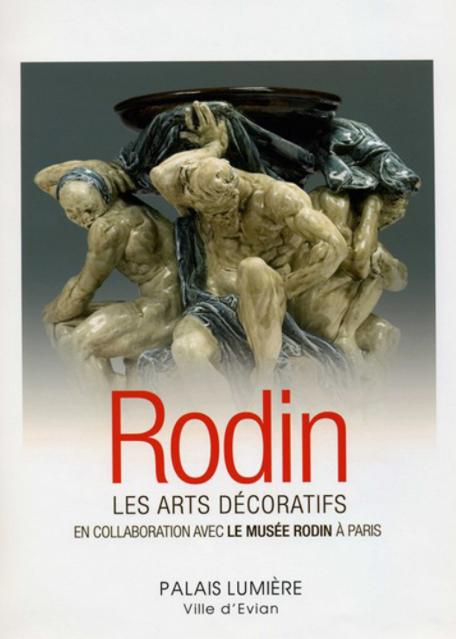 Rodin, les Arts décoratifs